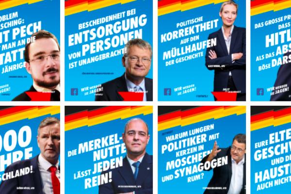Deutschland endlich NAZI-frei!