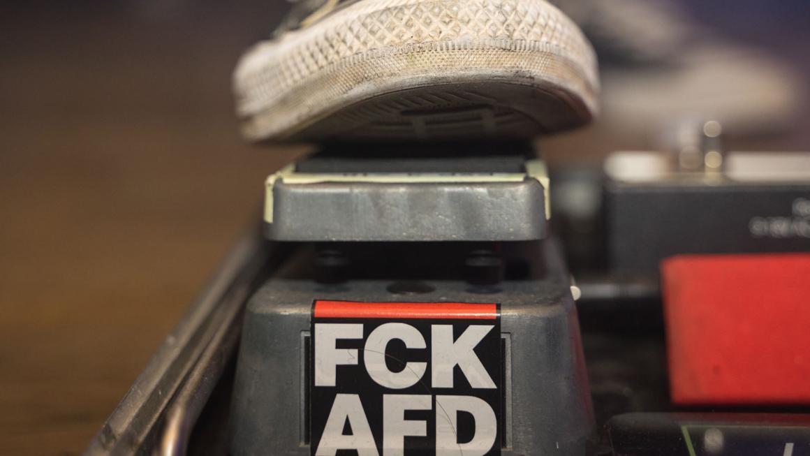Antisozial, antidemokratisch, abnormal – AfD eben.